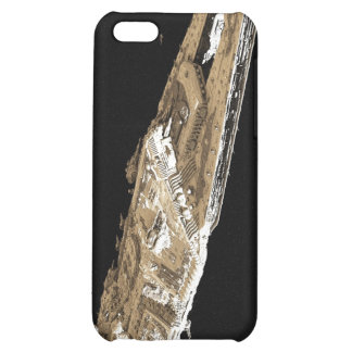 Battle Cruiser from Below iPhone 5C Covers