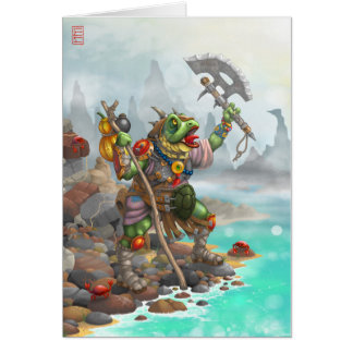 battle cry card