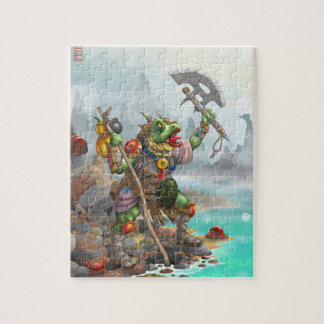 battle cry jigsaw puzzle