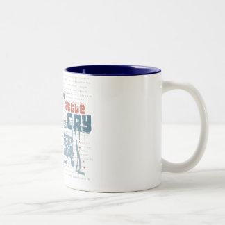 Battle Cry Mug