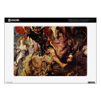 Battle detail by Paul Rubens Samsung Chromebook Decal