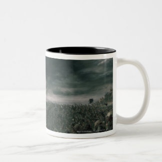 Battle for Middle Earth Two-Tone Coffee Mug