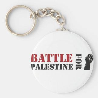 Battle for Palestine Keychain