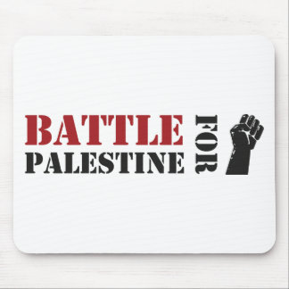 Battle for Palestine Mouse Pad