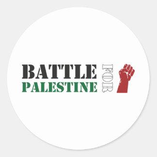 Battle for Palestine Stickers