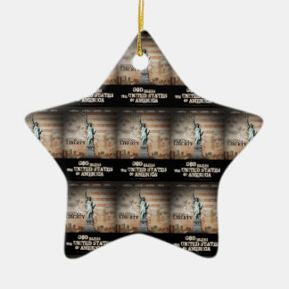 Battle For Religious Liberty Ceramic Ornament