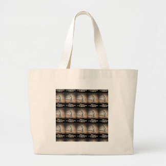 Battle For Religious Liberty Large Tote Bag