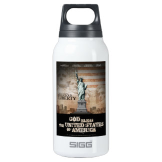 Battle For Religious Liberty Thermos Water Bottle