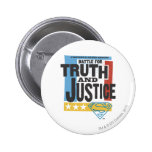Battle for Truth & Justice Button