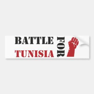 Battle for Tunisia Bumper Sticker