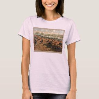 Battle Gettysburg Hancock at Gettysbug Thulstrup T-Shirt