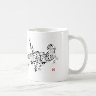Battle & horse - Tales of ancient Japan