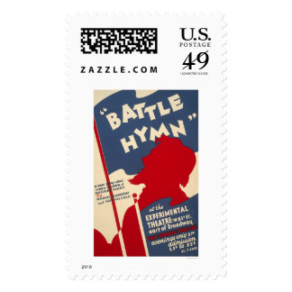 Battle Hymn Harpers Ferry 1938 WPA Stamps