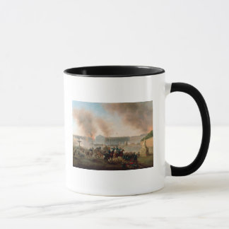 Battle in the Place de la Concorde, 1871 Mug