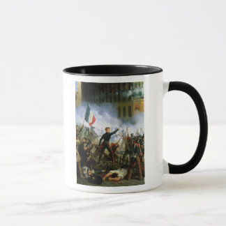 Battle in the Rue de Rohan Mug