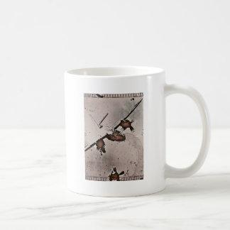 Battle in the Sky WWII Coffee Mug