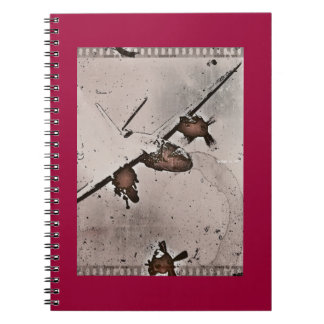 Battle in the Sky WWII Note Books