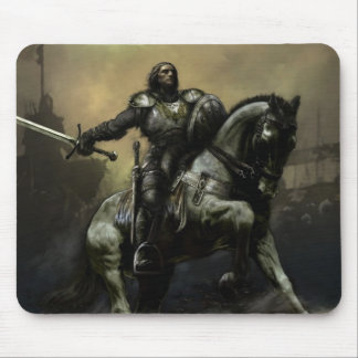 Battle Knight Mouse Pad