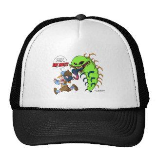 Battle Monster Attacks (Boy Trainer) Trucker Hat