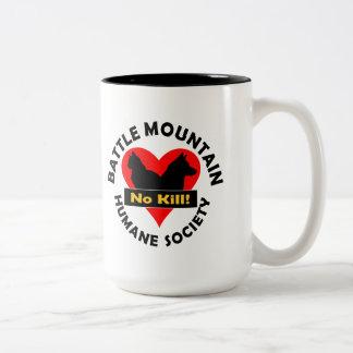 Battle Mountain Mug