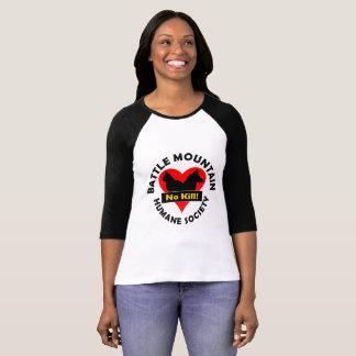 Battle Mountain woman's 3/4 T-shirt