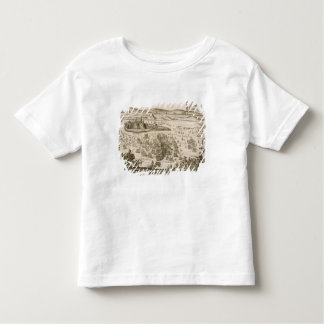 Battle near the Town of Levice in 1664, illustrati Toddler T-shirt