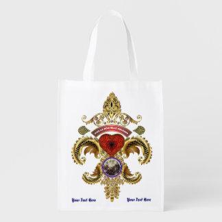 Battle New Orleans Bicentennial Please Read Below Grocery Bag