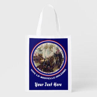 Battle New Orleans Bicentennial Please Read Below Market Totes