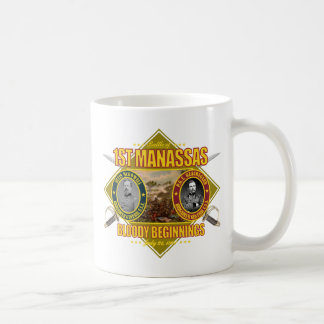 Battle of 1st Manassas Mugs