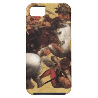 Battle of Anghiari by Leonardo da Vinci iPhone SE/5/5s Case