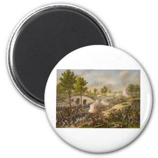 Battle of Antietam--Army of the Potomac Fridge Magnets