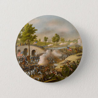 Battle of Antietam--Army of the Potomac Pinback Button