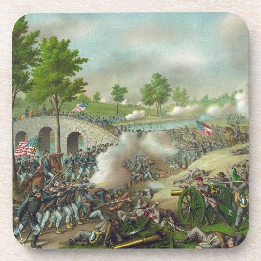 Battle of Antitam Coaster