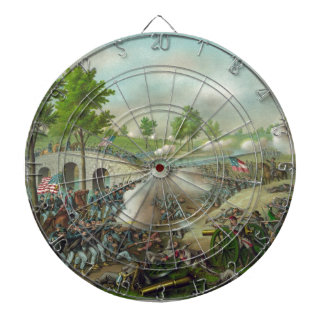 Battle of Antitam Dartboard