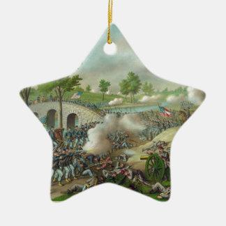 Battle of Antitam Ornaments