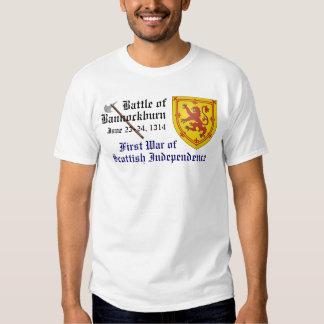 Battle of Bannockburn T-Shirt