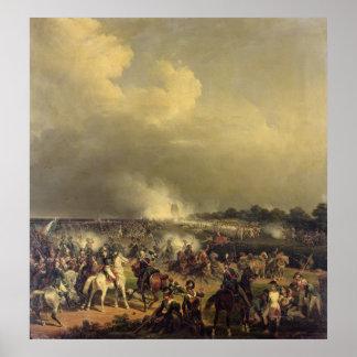Battle of Boussu, 3rd November 1792, 1845 Poster