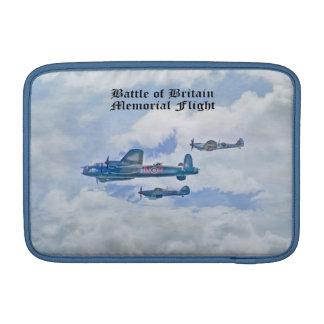 BATTLE OF BRITAIN MEMORIAL FLIGHT MACBOOK AIR MacBook AIR SLEEVES