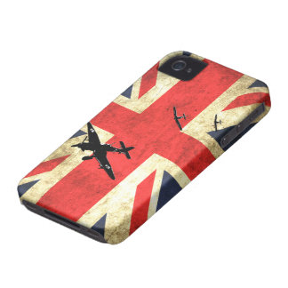 Battle of Britain Spitfire iPhone 4 Case-Mate Case