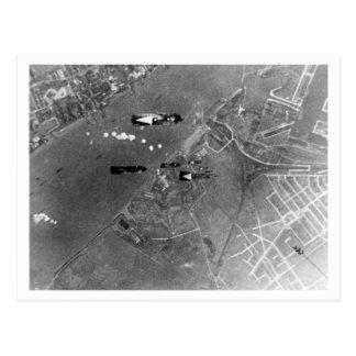 Battle of Britain & The Blitz: #31 Tilbury Attack Post Card