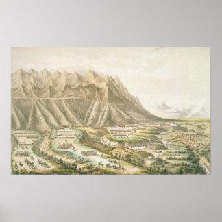 Battle of Buena Vista Poster