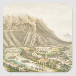 Battle of Buena Vista Stickers