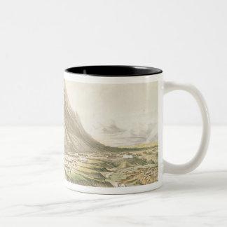 Battle of Buena Vista Two-Tone Coffee Mug