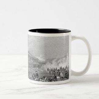 Battle of Bunker's Hill Two-Tone Coffee Mug