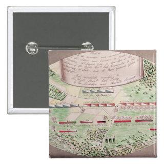 Battle of Camden, 1780 Pins