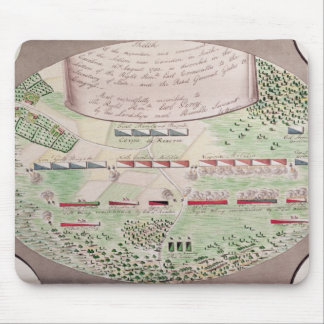 Battle of Camden, 1780 Mouse Pad