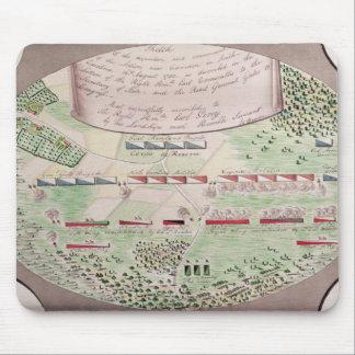Battle of Camden, 1780 Mousepad