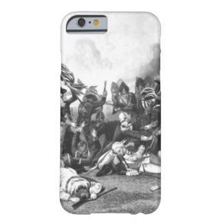 Battle of Camden - Death of De Kalb_War Image Barely There iPhone 6 Case