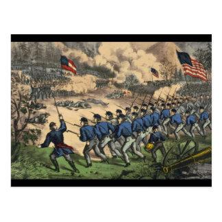 Battle of Cedar Mountain Postcard