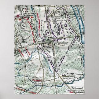 Battle of Chancellorsville 2 Poster